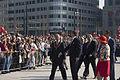 Koning Willem-Alexander opent Rotterdam CS 1.jpg