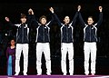 Korea London WomenTeam Fencing 12 (7730597200).jpg
