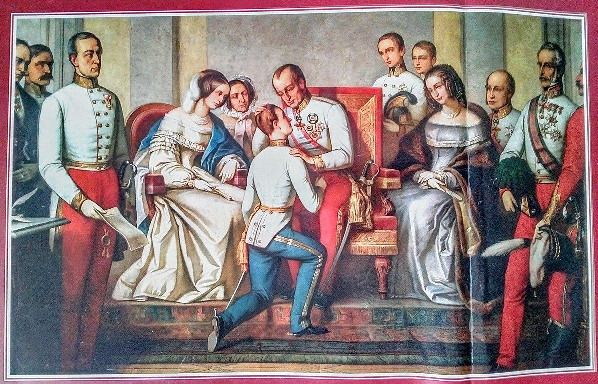 Korunovace Františka Josefa I.jpg