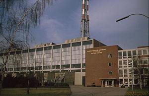 Schilling Power Station - Image: Kraftwerk Schilling der NWK in Stade