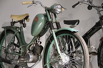 Honda Super Cub - 1954 Kreidler K50