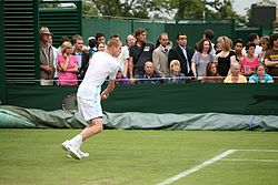 Kristof Vliegen at the 2009 Wimbledon Championships 01.jpg