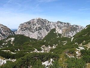 Krofička - Image: Krofichka Molichka planina