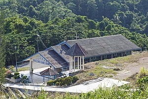 Kudat - The Basel Christian Church at Lau San dates back to the late 19th century