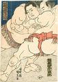 Kunisada Sumo Triptychon c1860s center.jpg
