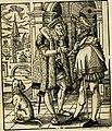 Kunstbüchlin - Darinnen neben Fürbildung vieler, geistlicher vnnd weltlicher, hohes vnd niderstands Personen, so dann auch der Türkischen Käyser derselben obersten allerhandt kunstreiche Stück vnnd (14749507654).jpg