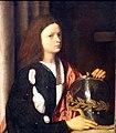 Kunsthistorisches Museum Wien, Giorgione, Francesco Maria I. della Rovere.JPG