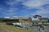 Kyushu University Ito Campus Center Zone and East Zone 20180808.jpg