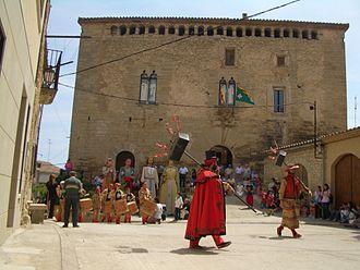 L'Espluga Calba - Espluga Calba castle
