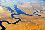 File:LAKE POWELL FROM N35204 FLIGHT LAS-EWR (7393196308).jpg