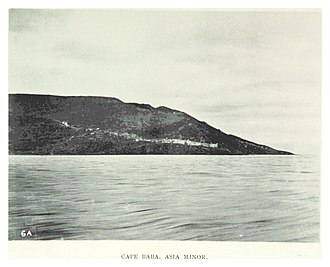 Cape Baba - Cape Baba in 1895