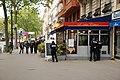LAbri Cotier, 145 Boulevard du Montparnasse, 75006 Paris 2009.jpg