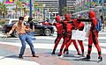 LBCE 2014 - Wolverine and Deadpool Army (14333219742).jpg