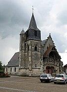 La Neuville-sous-Corbie église 1