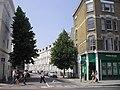 Ladbroke Crescent at junction with Ladbroke Grove - geograph.org.uk - 1881368.jpg