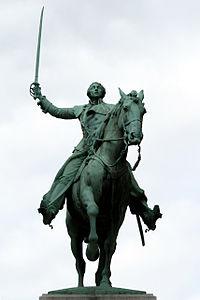 statue de Lafayette