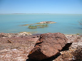 Lake Balkhash May 2007 1.JPG