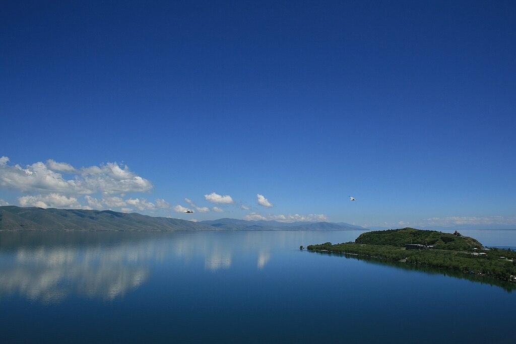 Lago Sevan, Armenia, Cáucaso