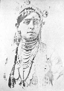 Lalla Fatma NSoumer Algerian anticolonial leader