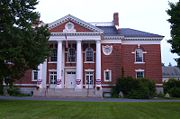 Lancaster Town Hall MA