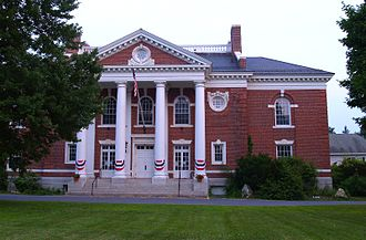 Lancaster, Massachusetts - Town Hall
