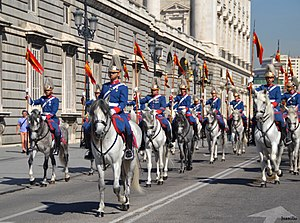 Lancer - Lancers of the Spanish Royal Guard