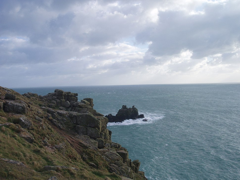 Land's End (looking south)