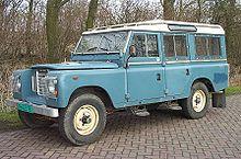 Land Rover Wikipedia