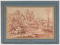 Landscape with Figures on the Bank of a River MET DP223080.jpg