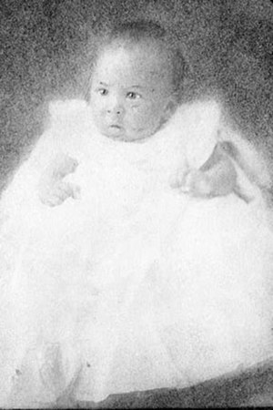 Langston Hughes - Hughes in 1902