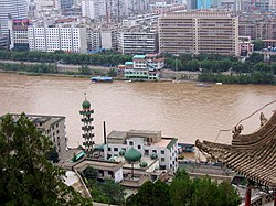 meaning of lanzhou