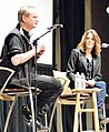 Larry Lessig and Marrianne Tomlinson (18434022429).jpg