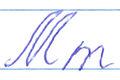 Latvian alphabet m.jpg