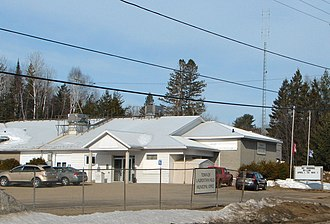 Laurentian Hills - Municipal offices in Point Alexander