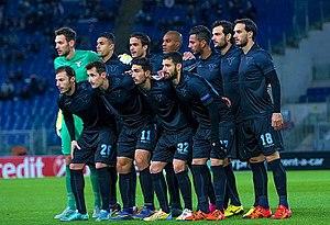 History of S.S. Lazio - 2015–16 Lazio team