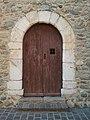 Le Boulou - Eglise Saint-Antoine - Portail.jpg