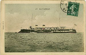 Le Catinat, protected cruiser, 1896-1911.jpg