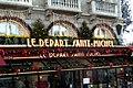 Le Départ Saint-Michel, 1 Place Saint-Michel, 75005 Paris, 2013 - panoramio.jpg