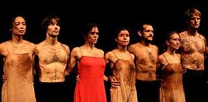 Pina Bausch - Image: Le Sacre du Printemps (Pina Bausch Tanztheater, Wuppertal)