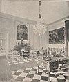 Le grand salon du château de Chèreperrine fin XIX e siècle.jpg