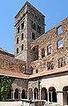 Le monastère de Sant Pere de Rodes (Espagne) (14635216052).jpg