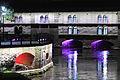 Le pont couvert la nuit à Strasbourg.JPG