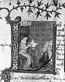Le regime du corps, illumination, Aldobrandino lecturing. Wellcome L0016754.jpg