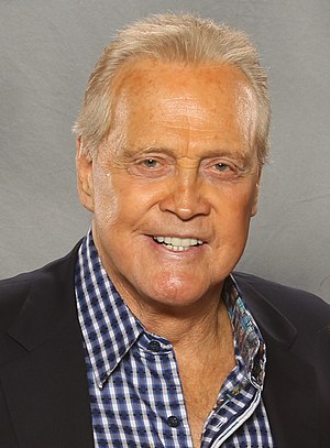 Lee Majors - Majors at the 2017 at Florida Supercon