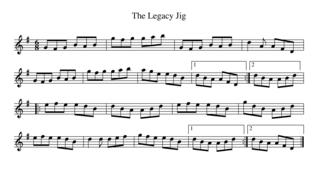 ABC notation - Image: Legacy jig