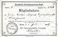 Legitymacja czlonkowska Augusta Cieszkowskiego Brennerei Berufsgenossenschaft Berlin.jpg