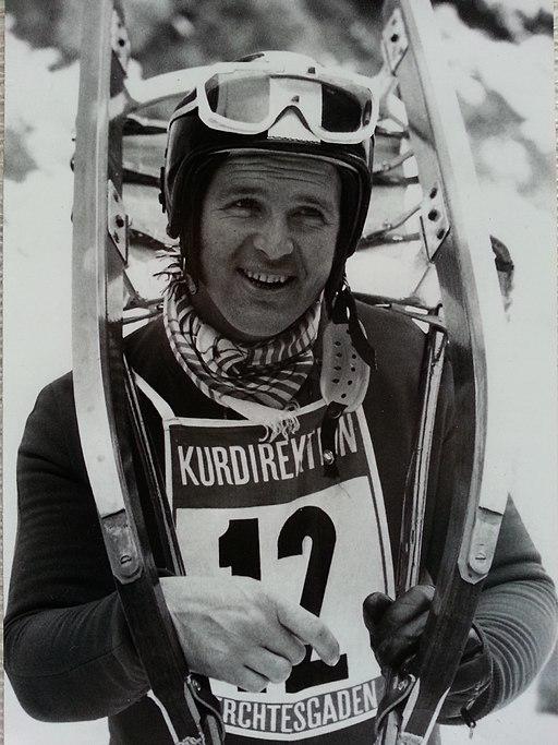 Leonhard Nagenrauft, Berchtesgaden, Deutschland