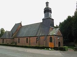 Leschelles église (façade nord) 1.jpg