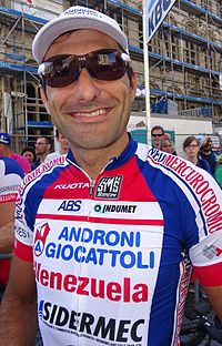 Francesco Chicchi w 2015 r.