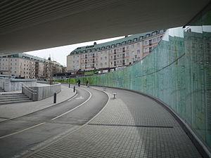 Lev! - Image: Lev! – uppfart mot Järnvägstorget